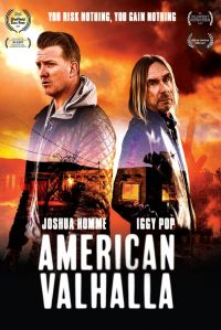 Cover Joshua Homme / Iggy Pop - American Valhalla [DVD]